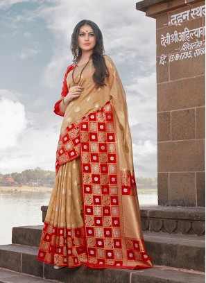 Adorable Art Silk Traditional Saree
