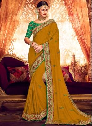 Aristocratic Art Silk Designer Saree