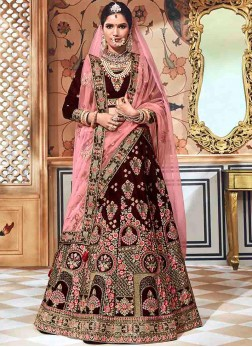 Astounding Lehenga Choli For Bridal