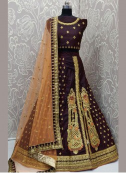 Astounding Lehenga Choli For Sangeet