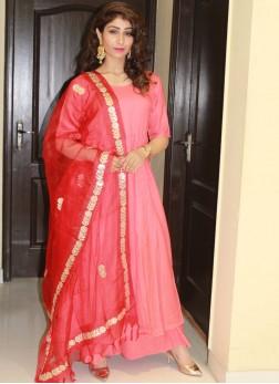 Chic Fancy Anarkali Suit