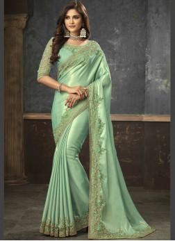 Delightful Art Silk Trendy Saree
