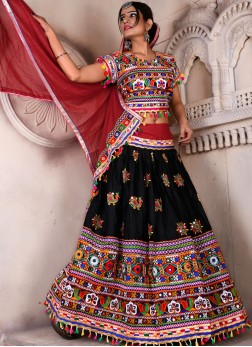Extraordinary Navratri Cotton chaniya choli