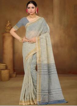 Glorious Print Classic Saree