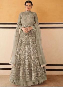 Ideal Anarkali Suit For Mehndi
