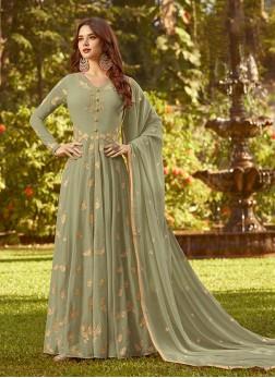 Incredible Thread Work Designer Salwar Suit