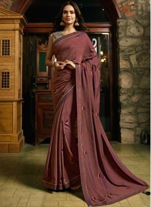 Intrinsic Silk Festival Designer Saree