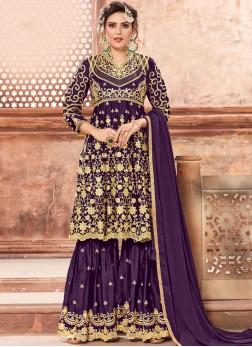 Irresistible Embroidered Designer Pakistani Suit