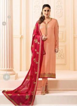Kareena Kapoor Churidar Designer Suit For Ceremonial