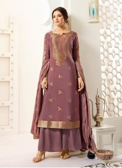Mod Lace Mehndi Designer Palazzo Suit