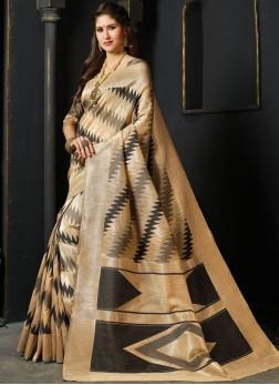 Multi Colour Bridal Designer Traditional Saree