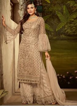 Mystic Net Wedding Designer Pakistani Suit