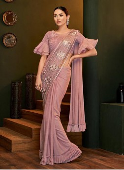 Mystic Trendy Saree For Reception