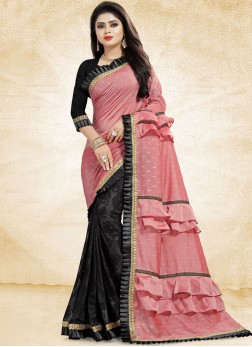 Noble Designer Traditional Saree For Ceremonial