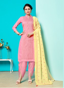 Pink Fancy Designer Suit