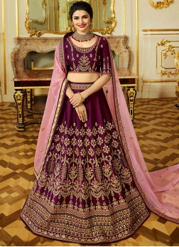 Prachi Desai Lehenga Choli For Wedding