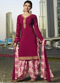 Prachi Desai Staring Rani Designer Pakistani Suit