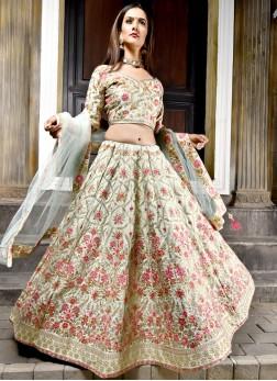 Pretty Lehenga Choli For Wedding