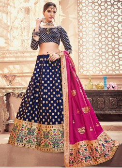 Pristine Designer Lehenga Choli For Wedding