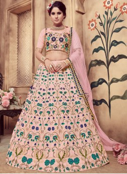 Renowned Designer Lehenga Choli For Sangeet
