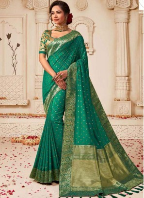 Savory Designer Traditional Saree For Wedding