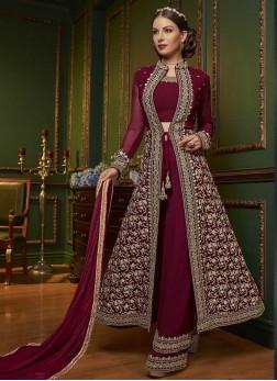 Tiptop Embroidered Designer Pakistani Suit
