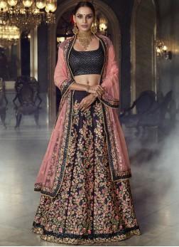 Vivid Lehenga Choli For Bridal