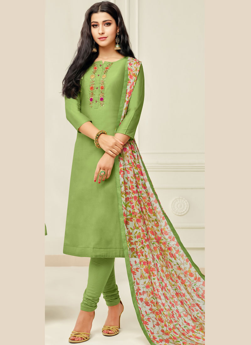 Alluring Salwar Suit For Casual