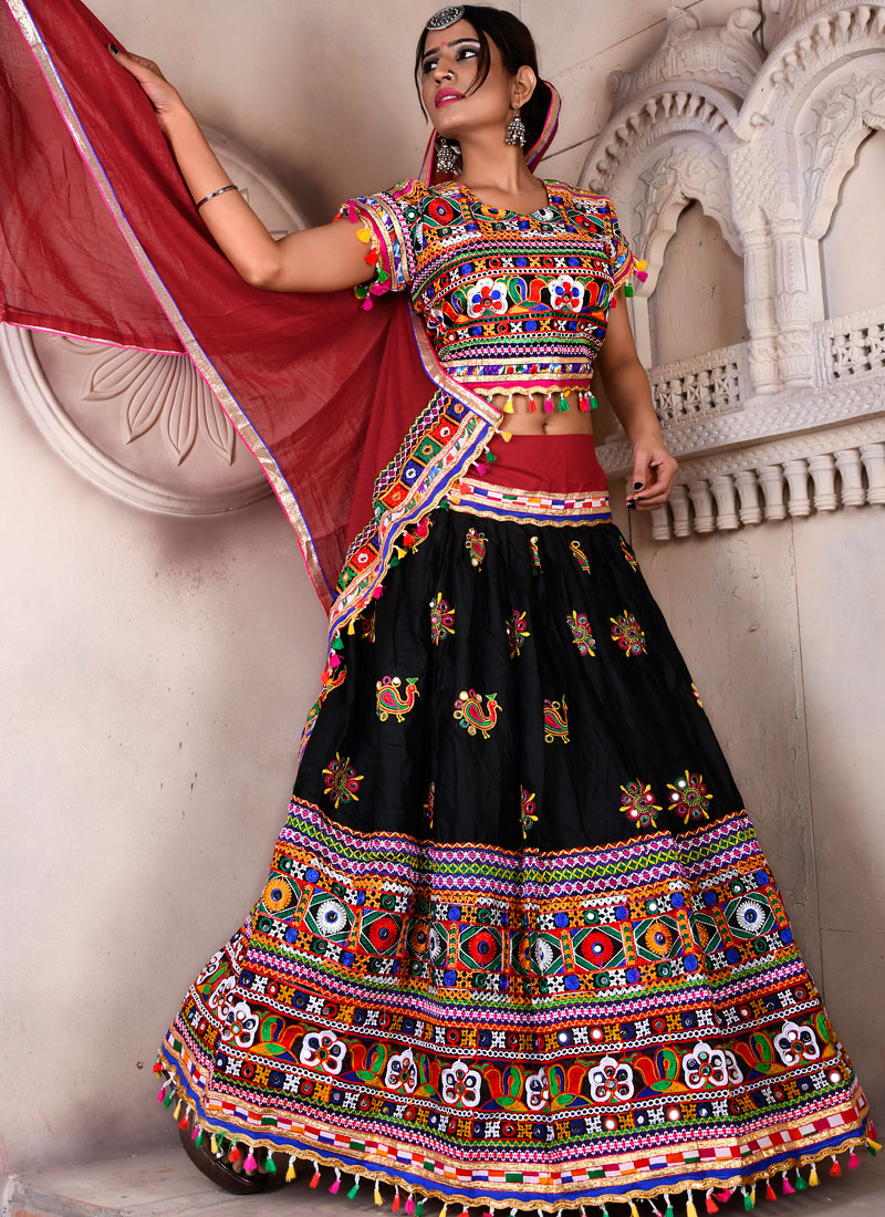 Beautiful Navratri Digital Printed Lehenga Designer Lehenga for Special Occassion Navratri Designer Lehenga Chaniya Choli Designer Lehenga