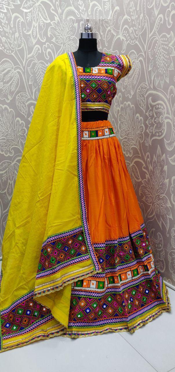 festival Navratri Chaniyacholi
