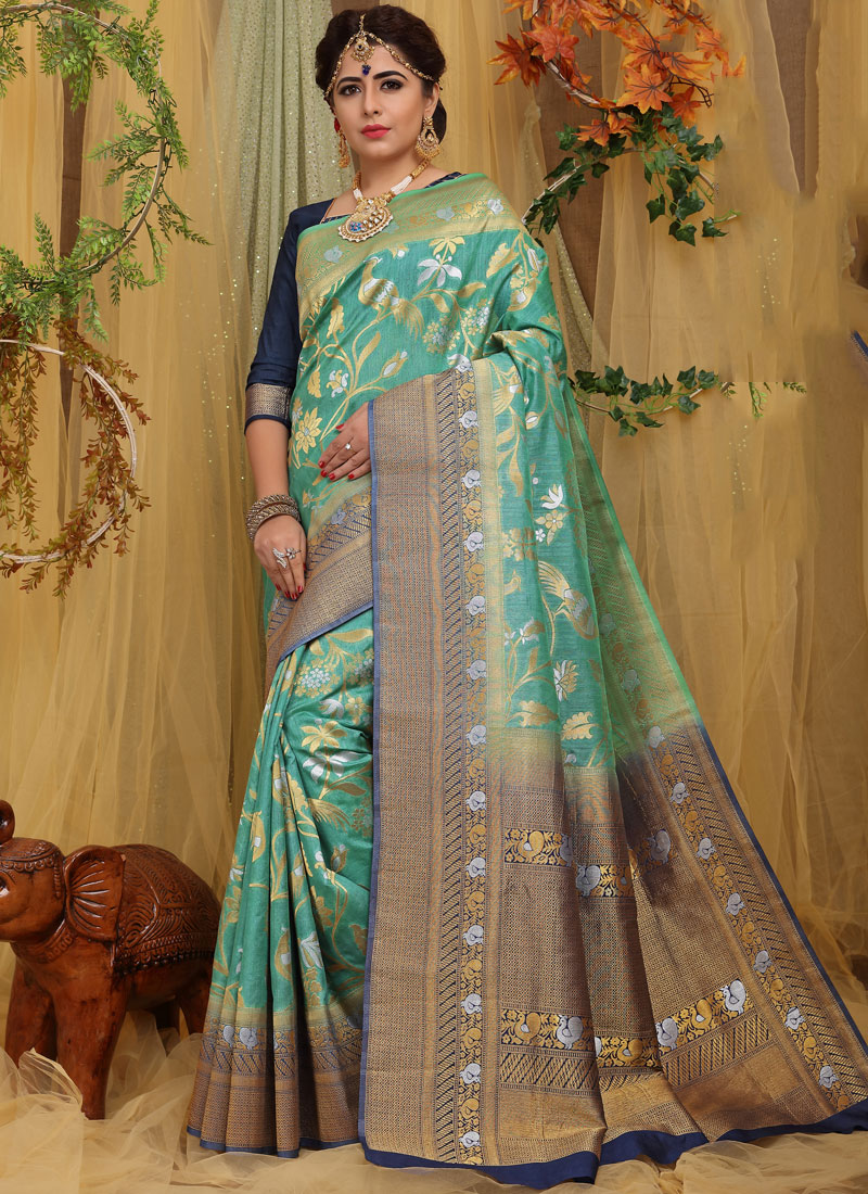 Magnetize Weaving Festival Traditional Saree
