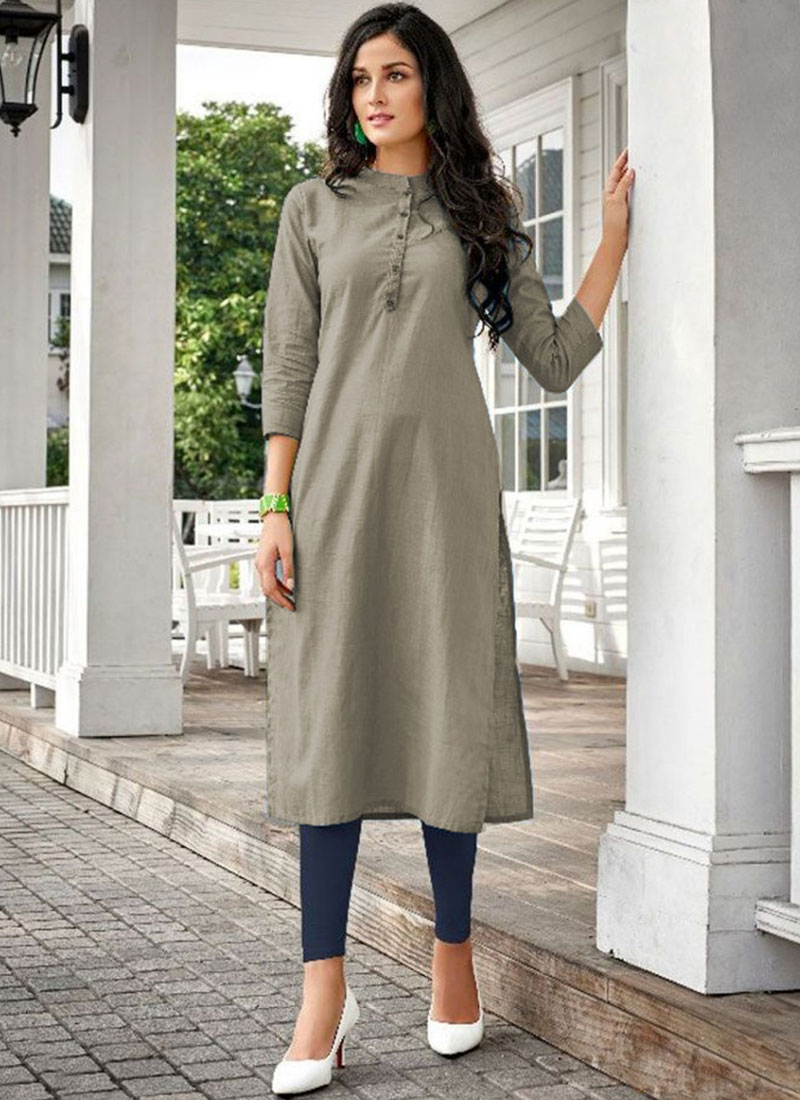 Marvelous Cotton Casual Kurti