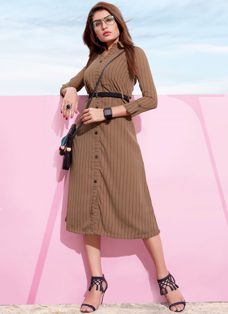 Masterly Casual Kurti For Casual