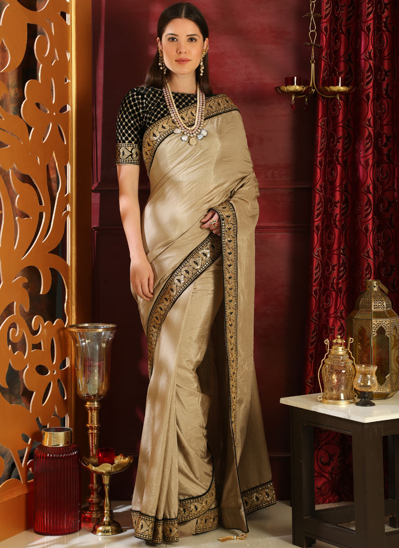 Mystic Designer Traditional Saree For Party