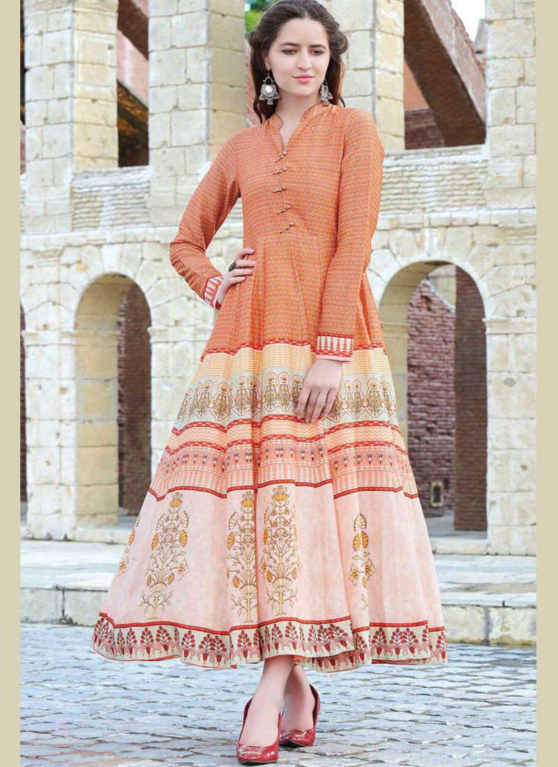 Noble Party Wear Kurti For Party