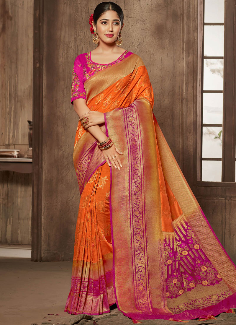 Prime Designer Traditional Saree For Wedding