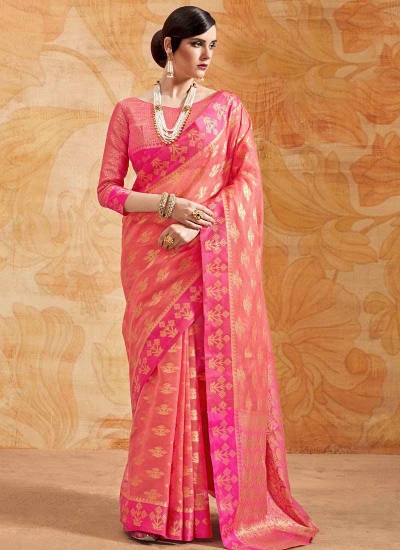 Vibrant Thread Classic Saree